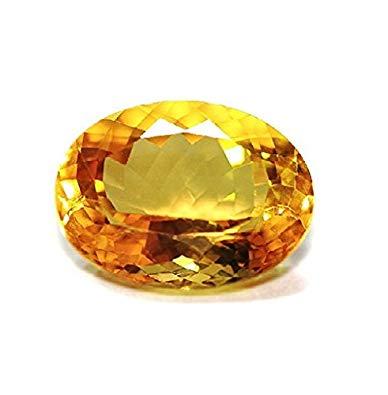 Yellow Topaz - Utkalika Gems