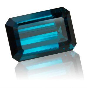blue tourmaline stone